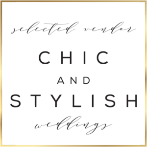 Chic And Stylish Weddings selected vendor
