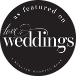As featured on love4weddings