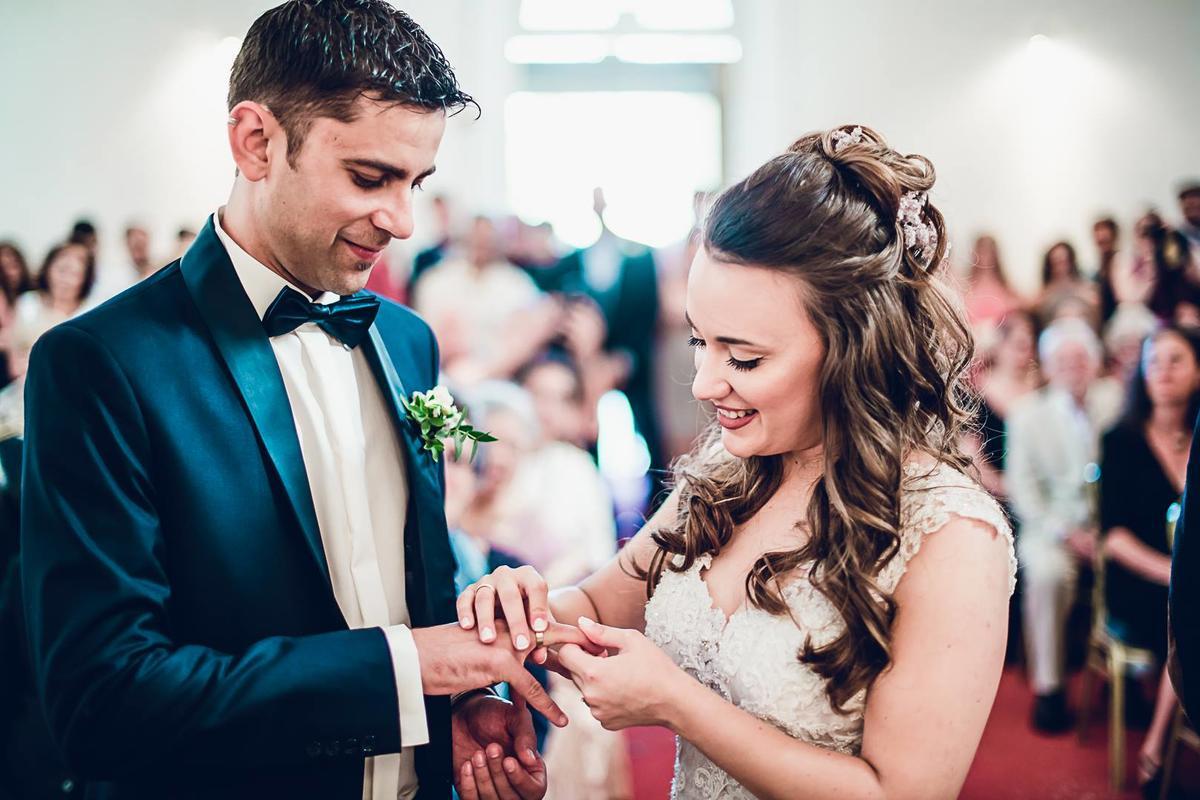 Romantic wedding video in Corfu | Sophia & Sahil
