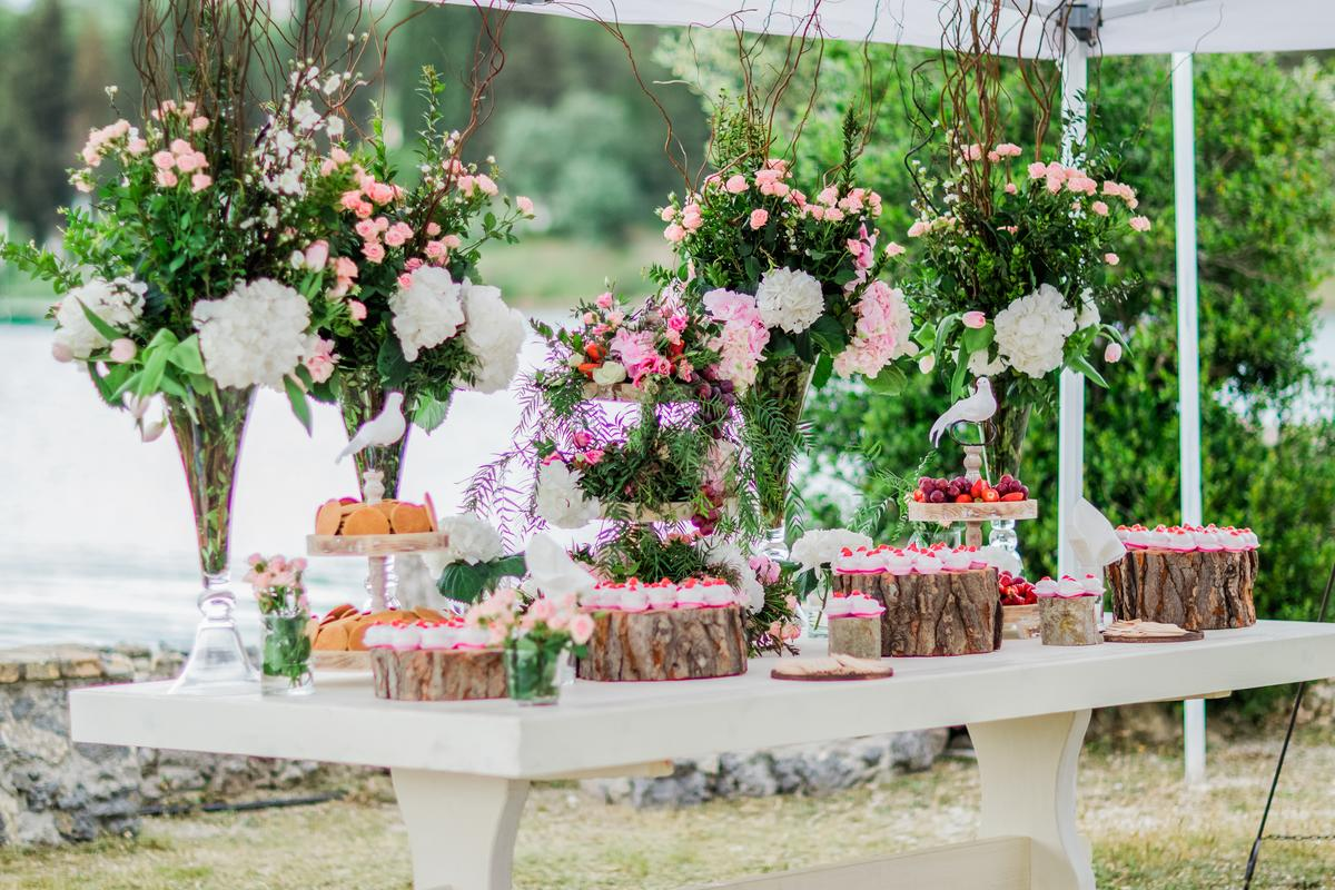 Spring Wedding In Shades Of Pink